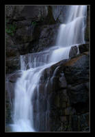 Waterfall by invisiblewl