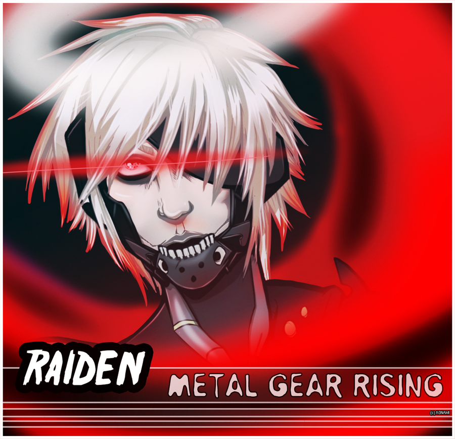 Metal Gear Rising Wallpaper: Raiden By ZeroWiseman On DeviantArt