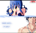 Fairy Tail 395 - Take care of Gray