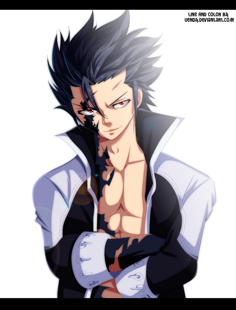 Fairy Tail 426 - Gray Fullbuster by Uendy on DeviantArt