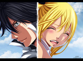 Fairy Tail 430 - Friends by Uendy