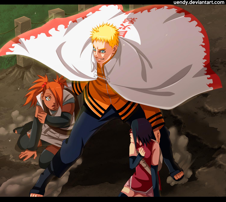 Sasuke Wakes Up By Uendy On Deviantart: Uzumaki Naruto By Uendy On DeviantArt