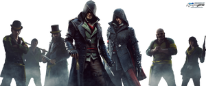 Assassin's Creed Syndicate Render