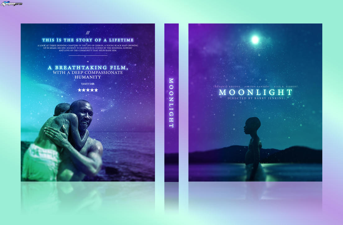 Moonlight box art cover by irancover
