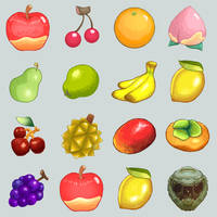 Animal Crossing Fruits