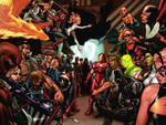 Marvel Civil War vol.6 P.23,24