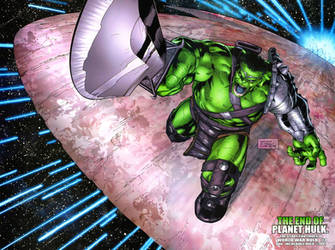Planet Hulk Vol.6 Num.23 Pg.25 by Me2fly4u2c4life