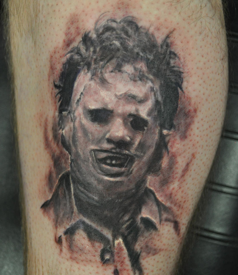 Leatherface by ScottVersago