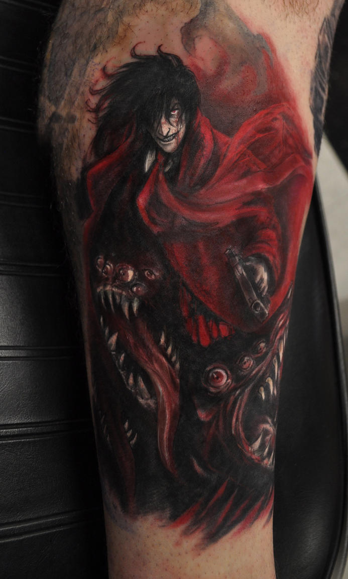 Alucard by ScottVersago