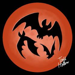Blood Moon Bats