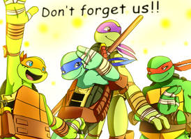 Don't forget us by JaessJinx