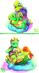 Differents type of brothers by JaessJinx