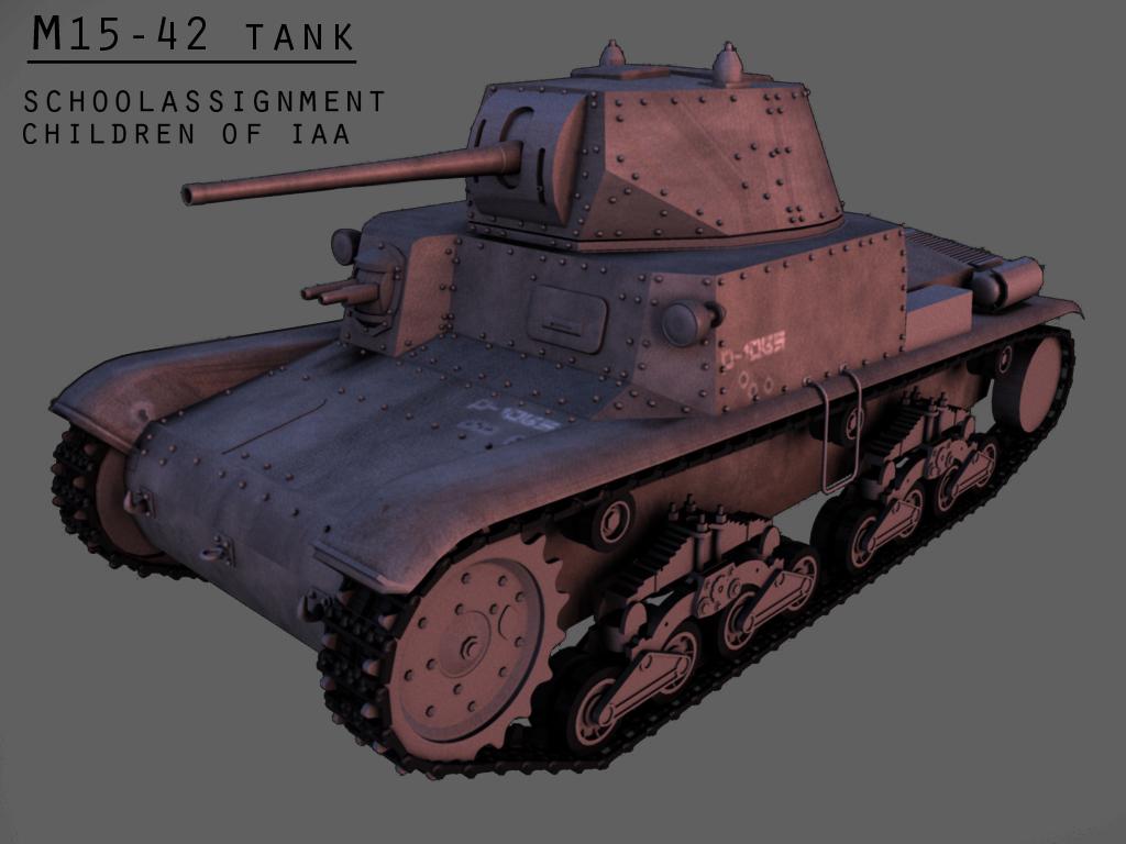Carro M15 | R.U.S.E. Wiki | FANDOM powered by Wikia
