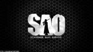 Sword Art Online Wallpaper 01 by uhej