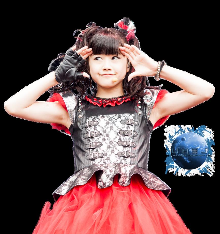 Babymetal Yui Metal Render By Uhej
