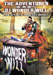 DJ woNdER WiLL comic coloring by Artbidin