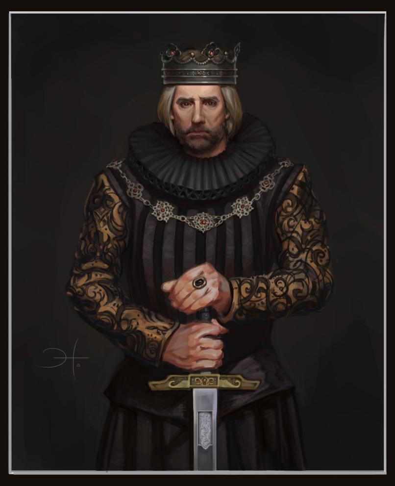 The last of Kings by Rabbit-Seeker