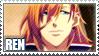 Stamp: Jinguuji Ren by Luxuriah
