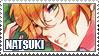 Stamp: Shinomiya Natsuki by Luxuriah