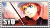 Stamp: Syo Kurusu by Luxuriah