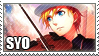 Stamp: Syo Kurusu by Luxuriah