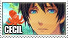 Stamp: Cecil Aijima by Luxuriah