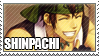 Hakuouki: Shinpachi Stamp 2 by Luxuriah