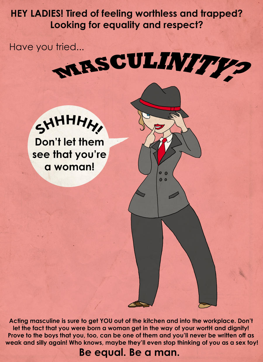"""what is masculinity What is masculinity who defines it – who makes the rules is it intrinsic, or culturally determined and is it even """"real."""
