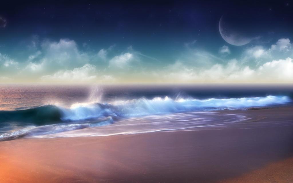 ▽ La plage Naïgma ▽ The_moon_beach_by_dedese-d6b425z