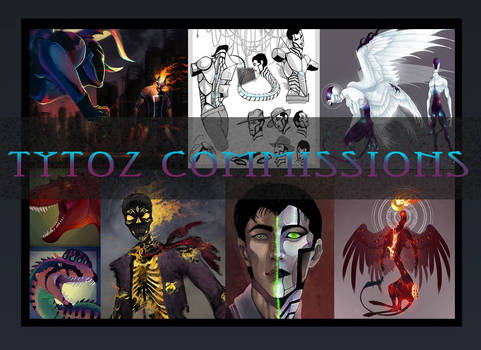 Commissions: ASK ME!!