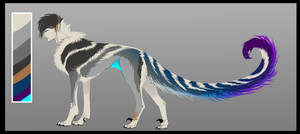Lebrin adoptable auction:CLOSED