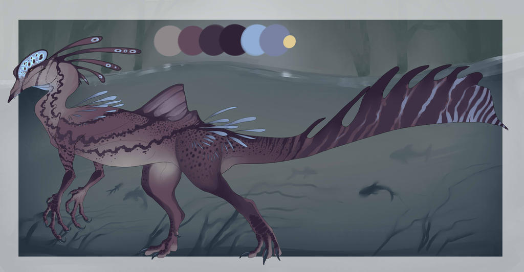 Xenomomimus adopt CLOSED by Tytoz