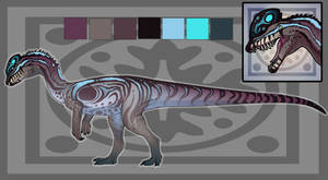 Dilophosaurus Adopt CLOSED