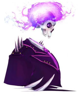 Mystery Skulls: Lewis by Tytoz