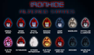 Ironhide: Altered States