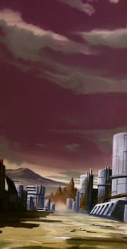 Cybertron Milieu 2566
