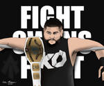 Kevin Owens Drawing