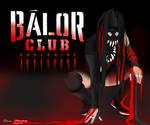 NXT Champion Demon Finn Balor