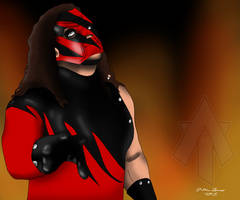 Classic Kane Drawing by AllenThomasArtist