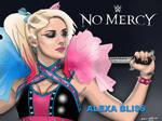 Alexa Bliss WWE No Mercy 16 Drawing