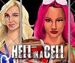 WWE Hell in a Cell 2016 Drawing