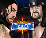 Wrestlemania 33 Drawing