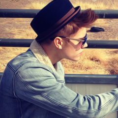Justin Bieber Icon by salwaisabel