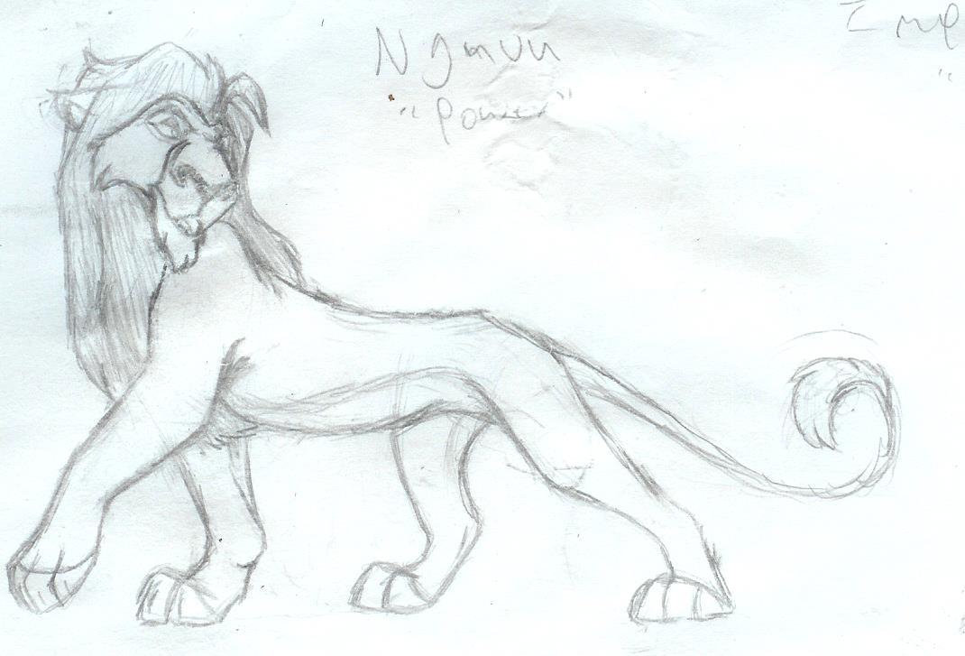 Nguvu by Jenomoly