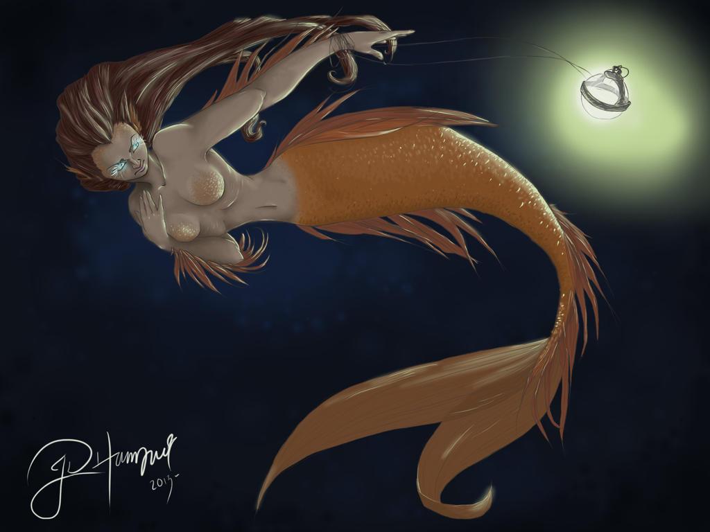 Deep Sea Mermaid by Jess-lessAmigo on DeviantArt