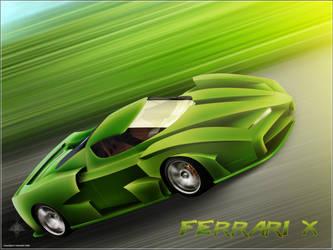 Ferrari X Crazy Design by ValdesBG