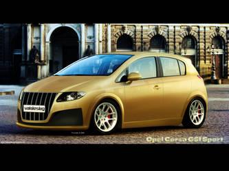 Opel Corsa GSI Sport by ValdesBG