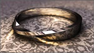 Moebius Ring by ValdesBG