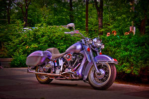 HDR of a Harley by ValdesBG