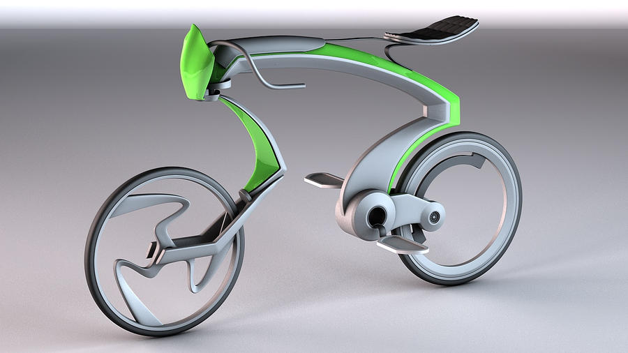 Hubless Bike By Valdesbg On Deviantart